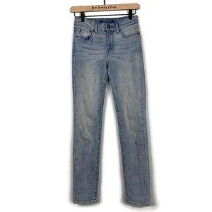 Levi   Classic Light Blue Wash Skinny Jeans Sz 25